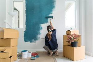 Are Tenants Responsive For Painting Or Renovations