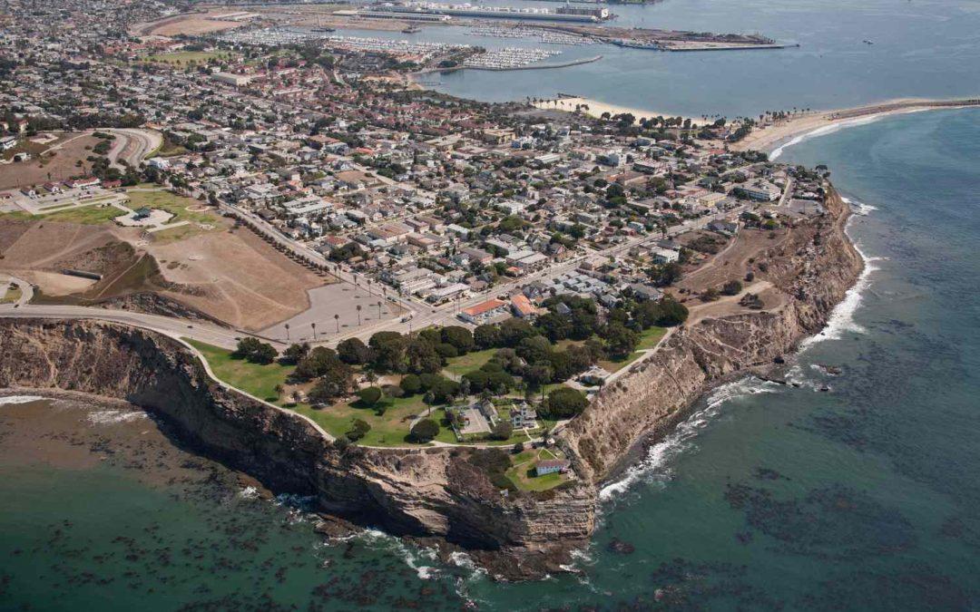 Townhomes Overlook The Ocean in San Pedro, CA